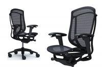 Кресло OKAMURA CONTESSA 2 Черное Сетка Черная