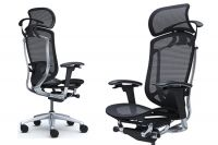 Contessa Seconda Full Mesh Polished Chair