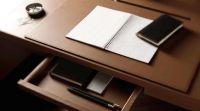 L200 Leather Desk