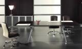 Конференц Столы MD300 | 280x120x72, Top - Wenge, Legs - Aluminium, 280x120x72, Top - Glass, Legs - Aluminium, 140x140x72, Top - Glass, Legs - Aluminium, 437971, 437972, 437973