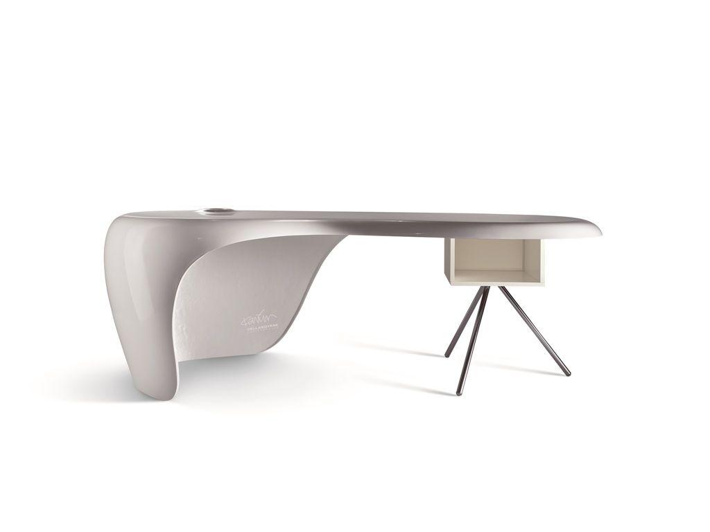 Дизайнерский Стол UNO Белый