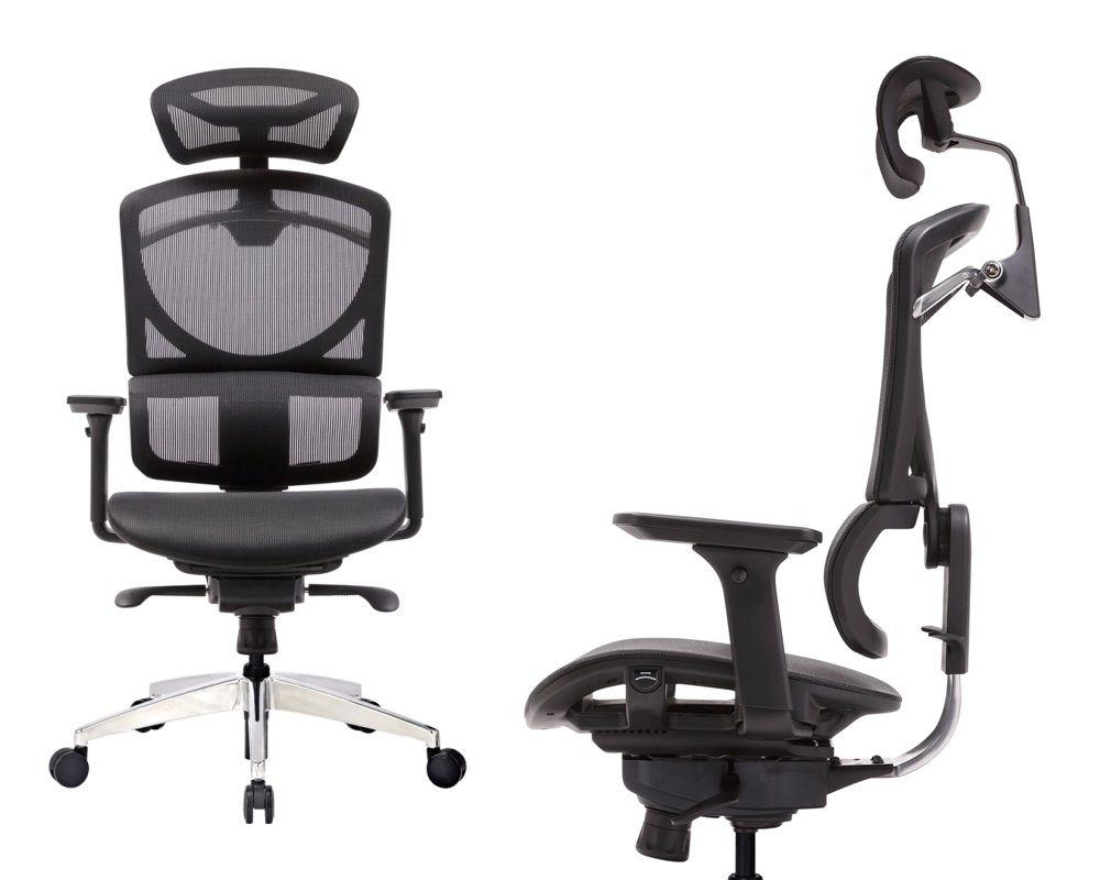 Kancelářské Židle pro zdravé sezení ZERO