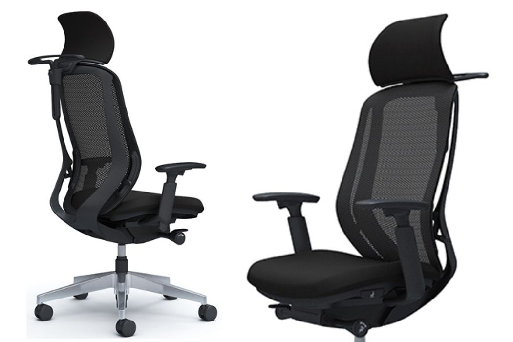 OKAMURA SYLPHY Most Comfortable Ergonomic Office Chairs