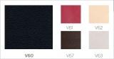 Кожа V60-V67  - Дизайнерское Офисное Кресло W-1